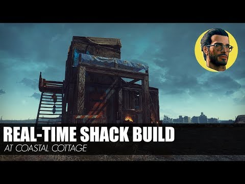 Real-Time Shack Build | Fallout 4 | PC