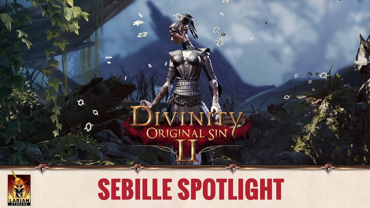 Divinity: Original Sin 2 - Spotlight: Origin Stories - Sebille