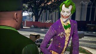 Joker Roasts Franklin