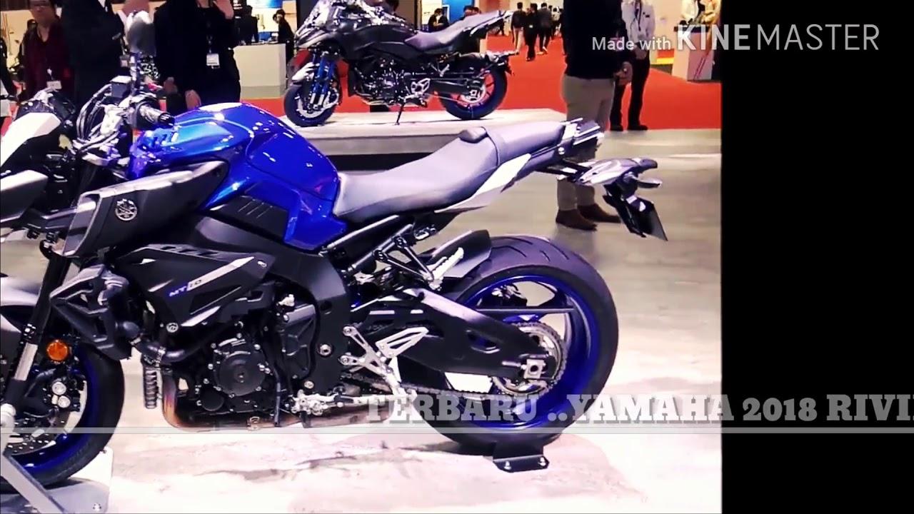 Motor Yamaha Riview Keluaran Terbaru 2018 Youtube