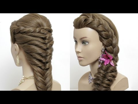 Tutorial: 2 Easy Hairstyles For Long Hair