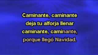 Promocion Karaoke Navidad Jose luis Perales