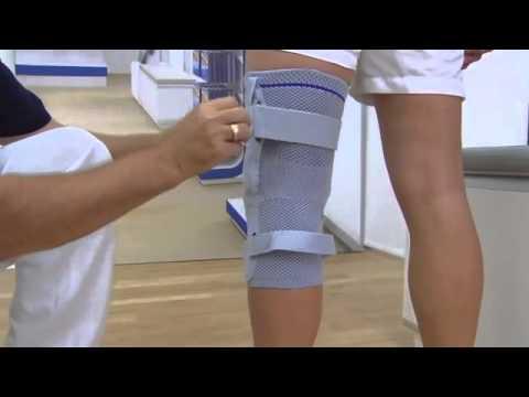 Knee Brace for meniscus tear