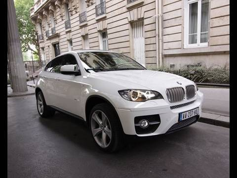 Essai Bmw X6 2009 Youtube