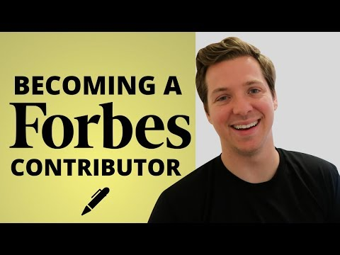 How To Pitch And Get Published On Forbes? (Senior Editor Loren Feldman)