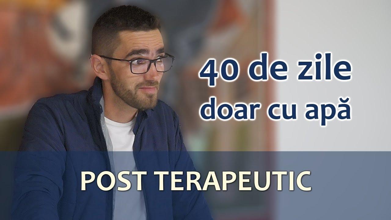 postul cu apa forum)