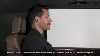 homepage tile video photo for All-New 2021 Tahoe and Suburban: Rear Seat Media System | Chevrolet