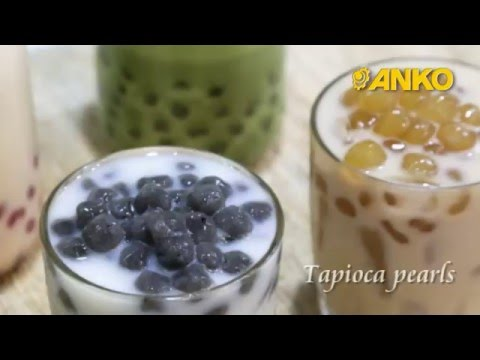 GD-18B Automatic Tapioca pearls Machine