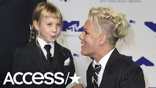 Pink's Daughter Willow Shows Off Her Incredible Singing Chops With Cover Of 'A Million Dreams' Video