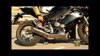 Honda CBR 600F (2011)