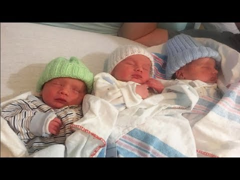 Single Mom Thrilled To Have Triplets, But After Birth Her Plea Online Changes Their Fate Forever