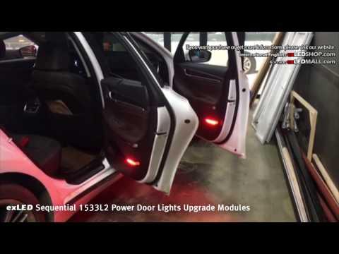 exLED Grandeur IG 1533L2 Power LED Sequential Door Lamp
