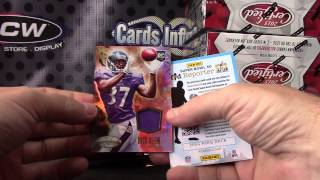 2015 Panini Certified Football 12 Box Case GB 1 ONE