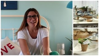 I get competitive when it comes to dinner parties | Heather At Home