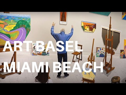 ART BASEL MIAMI BEACH 2018 - 12-7-2018