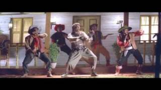Best Indian Dancer PrabuDeva Danced for AR Rahman Mukkapula Song