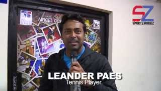 'Happy New Year to all viewers of Sportzworkz' - Leander Paes