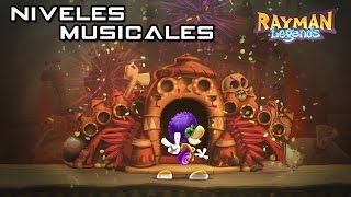 Vídeo Rayman Legends