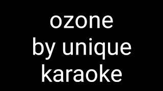 unique salonga / guitar cover / ozone / itulak ang pinto / lyrics.