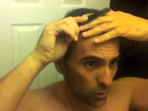 Cortar el cabello uno mismo con maquina