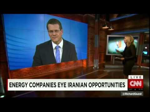 Maroš Šefčovič talks about Iran deal on CNN's Quest Means Business