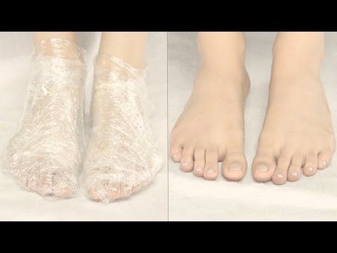 Paraffin Wax Treatment For Feather Soft Feet   Skin Care Home Remedy - Glamrs