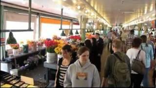 Pike Market, Seattle DownTown