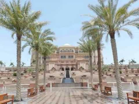 Emirates Palace Abu Dhabi The Palm Auf Der Palme Luxus Hotel 6