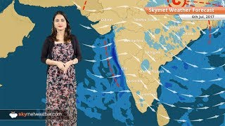 Weather Forecast for July 6: Rain in Mumbai, Kolkata, Delhi, Chennai