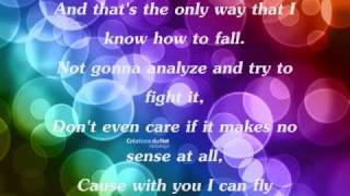David Archuleta - Zero Gravity lyrics