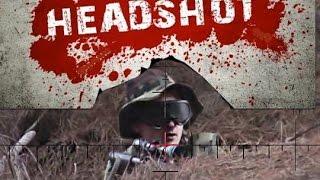 HeadShot от снайперов в страйкболе!!! Подборка 2016/ Airsoft Sniper HeadShot!!!