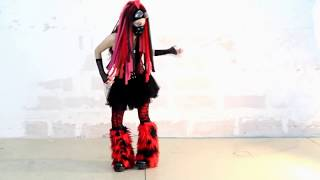 VNV NATION FURTHER CYBER GOTH DANCE FIND CYBERGOTH ACCESSORY LINK IS BELOW SUBSCRIBE! 😎