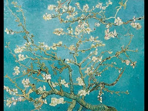 3d Animation Wallpaper Hd Amsterdam Van Gogh S Quot Almond Blossoms Quot Youtube