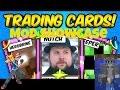 Trading Cards Mod Showcase | Just Like Pokemon!