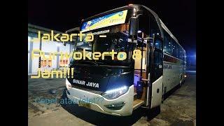 Trip jakarta Purwokerto naik Sinar Jaya 8 JAM!!