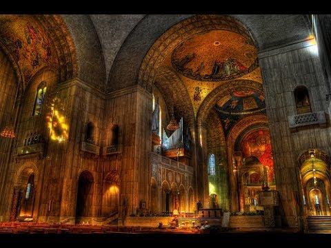 Franck Pipe Organ National Shrine Adam Brakel 1 Youtube
