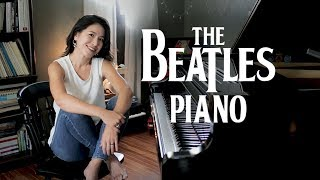 Hey Jude (The Beatles) Piano Cover by Sangah Noona