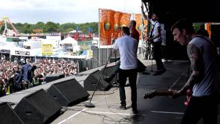 Gallows 'Abandon Ship' Sonisphere 2011