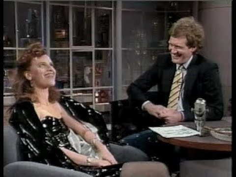 Download Sandra Bernhard Collection on Letterman, Part 2 of 3: 1986-88