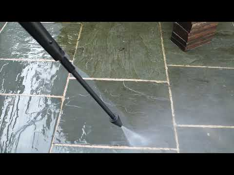 How to use the Dirt Blaster Pressure Washer Lance accessory to remove stubborn dirt? | Kärcher UK