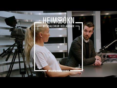 Heims-sókn | Bibba & Kjartan Atli