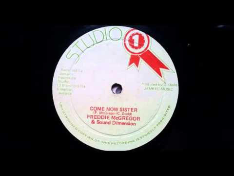 """Freddie McGregor - Come Now Sister 12"""" extended mix"""