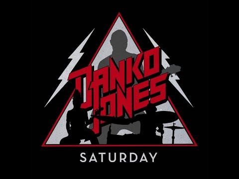 Смотреть клип Danko Jones - Saturday