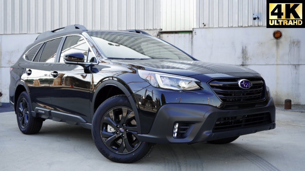 2020 Subaru Legacy Review Best In Class Youtube