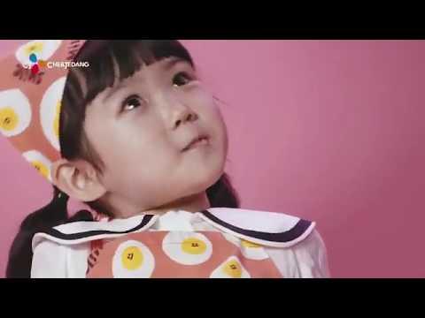씨제이 광고 더건강한햄 햄소녀편 주아 ♡