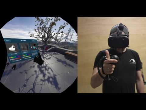 SteamVR Knuckles Prototype - Next Gen VR