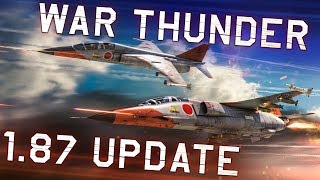"Update 1.87 ""Locked on!"" War Thunder"