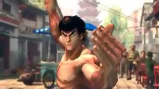 Street Fighter IV (PlayStation 3) Arcade Mode as Fei Long