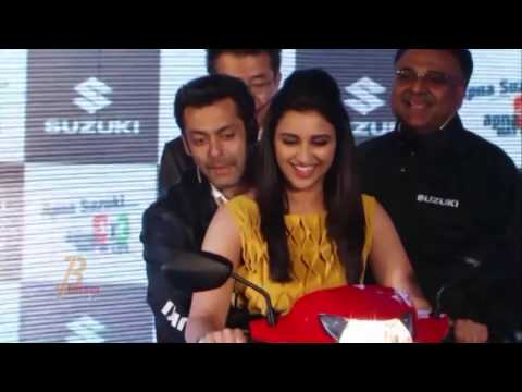 When Salman Khan GRABS Parineeti Chopra's B**BS IN PUBLIC