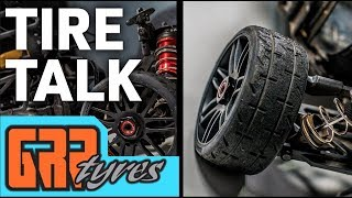 What's New: GRP Belted 1/8 GT, Bashing & Speed Run Tires